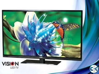VISION LED 32 FULL HD TV - now Tk 38 000 was Tk 40 000