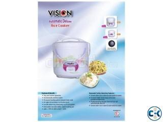 Vision 1.8 Ltr Rice Cooker