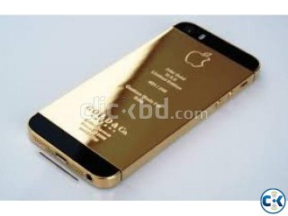 Apple iPhone 5s Gold in Box Unlocked