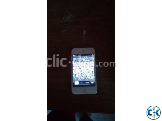 Almost new iPod 4 white in cheap price | ClickBD large image 0
