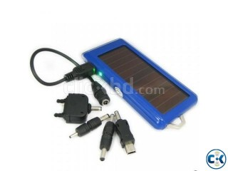 3 in 1 Solar Mobile Charger