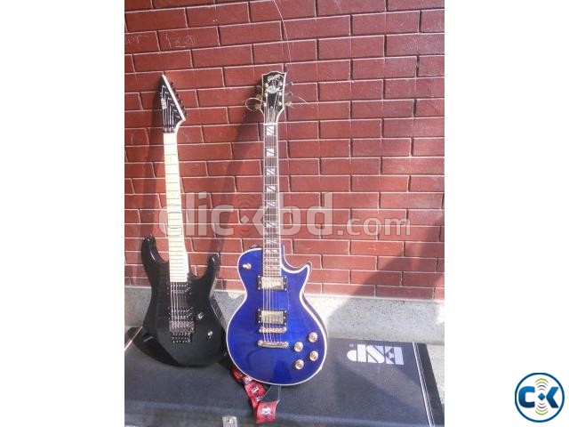 Gibson Les Paul Supreme Chicago blue color | ClickBD large image 1