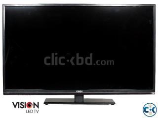 VISION LED 42 FULL HD TV - now Tk 61 750 was Tk 65 000