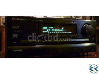 TOP OF LINE FLAGSHIP ONKYO INTEGRA THX RECEIVER JAPAN.