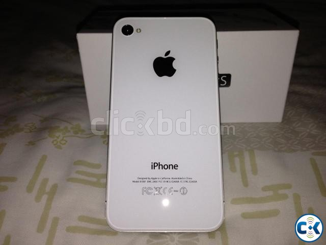iPhone 4s 16gb White i...