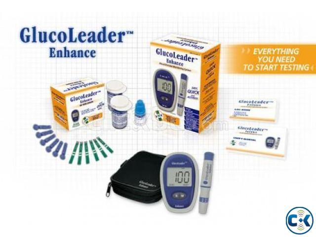 Brand New Gluco Leader Enhance Red Model  | ClickBD large image 0