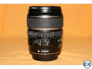 Canon EFS 17-85 mm USM Lens