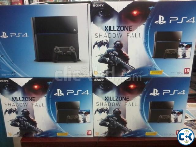PS4 BUNDLE PRICE | ClickBD large image 0