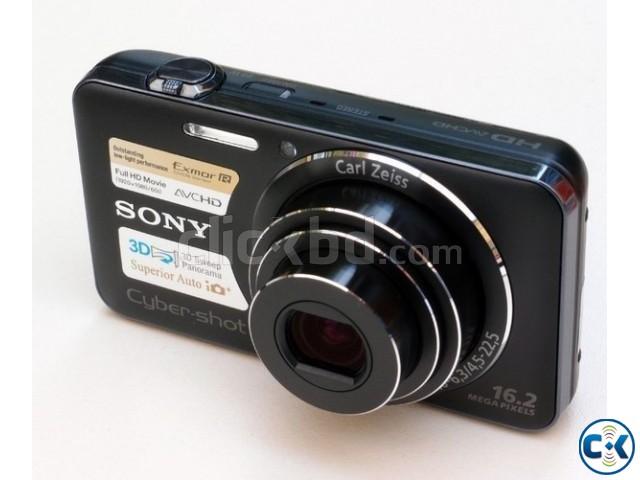 SONY 3D Camera CyberShot 16MP WX50 1080p Exmor R Sensor