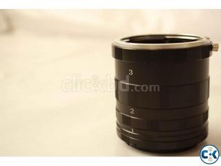 Macro Extension Tube Canon Brand New