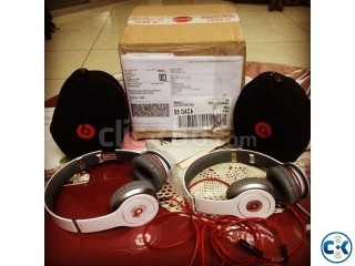 Beats Headphones By Dr Dre Solo HD from UK Brand New