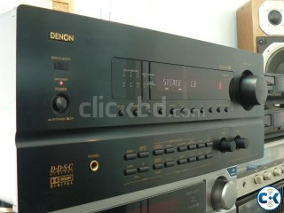 DENON HIGH END POWER AMPLIFIER JAPAN BRAND NEW WITH WARRENTY
