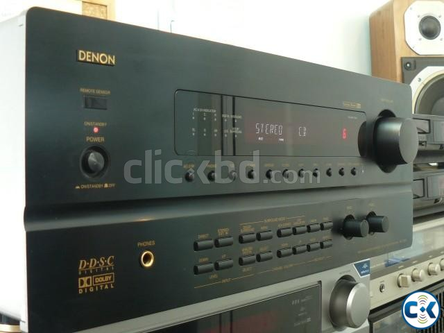 DENON HIGH END POWER AMPLIFIER JAPAN BRAND NEW WITH WARRENTY | ClickBD large image 0