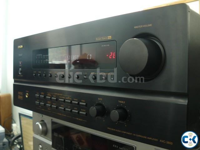 DENON HIGH END POWER AMPLIFIER JAPAN BRAND NEW WITH WARRENTY | ClickBD large image 1