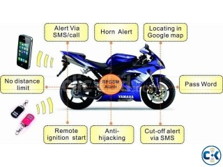 Special For Motorcycle GPS Vehicle Tracker