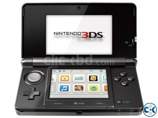Nintendo 3DS with 8GB SD