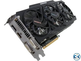 Gigabyte GTX 760 2GB DDR5 OC Version Grapicsh Card
