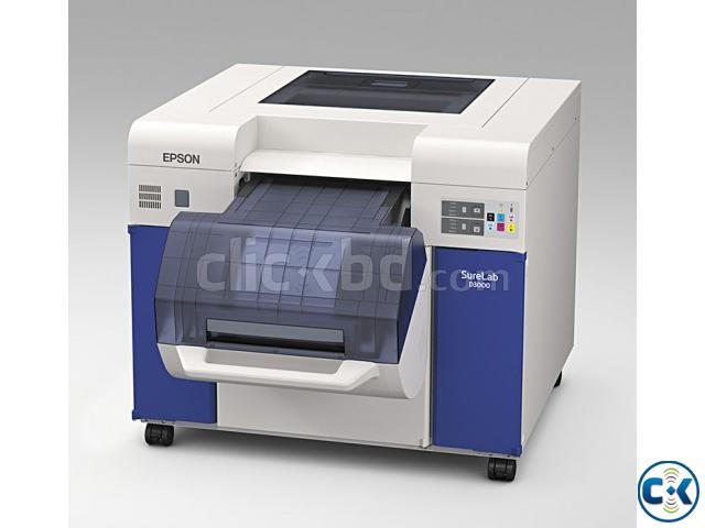 Epson SureLab SL-D3000 Dual Roll Dry Film Minilab | ClickBD large image 0