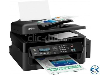 Epson L550 Color All-in-one Network Printer with Ink Tank