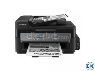 Epson M200 All-in-one Inkjet Printer with Ink Tank System