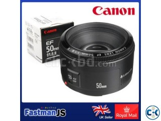 CANON 50mm f 1.8 2 Lens . ELECTRIC DREAM