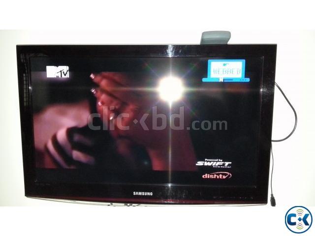 Samsung 32 LCD TV | ClickBD large image 0