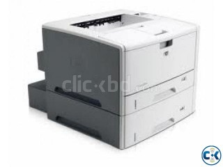 Laser printer HP 5200dtn A3 Size