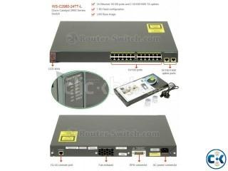 Cisco C2960 24 TT-L
