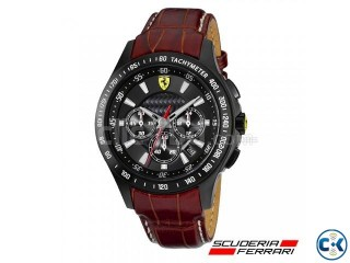 Authentic 2013 Scuderia Ferrari SF105 Chrono Watch