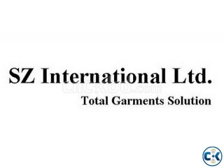 SZ International Ltd. Looking for Experienced Merchandisers.
