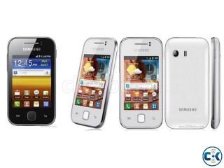 Samsung Galaxy Y (Intact boxed)