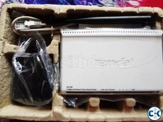 Tenda Wi-Fi N Broadband Router
