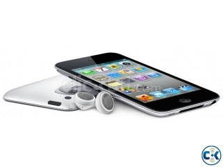 ipod tuoch4 8gb fresh black 30days USA01842111140