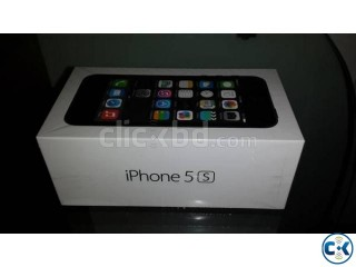 Apple iPhone 5S 16GB Space Grey Sealed Box With Warranty