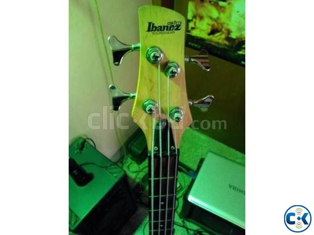 brand new ibanez 4 string bass for sale | ClickBD large image 1