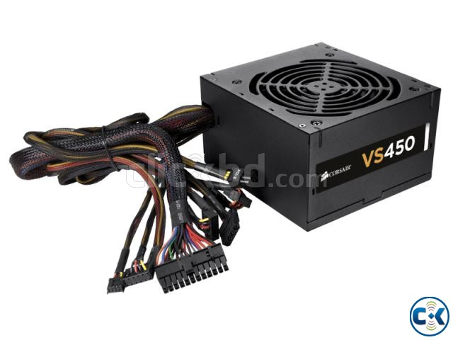 Corsair Vs450 450w Gaming Psu Power Supply Unit For Pc