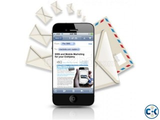Bulk SMS and Email Marketing
