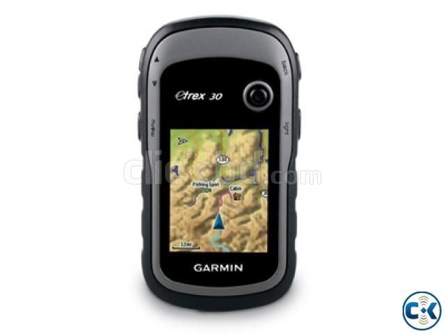 Garmin eTrex 30 Outdoor Handheld GPS Navigation | ClickBD large image 0