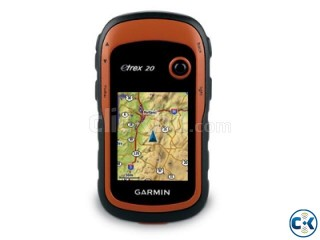 Garmin eTrex 20 Outdoor Handheld GPS Navigation