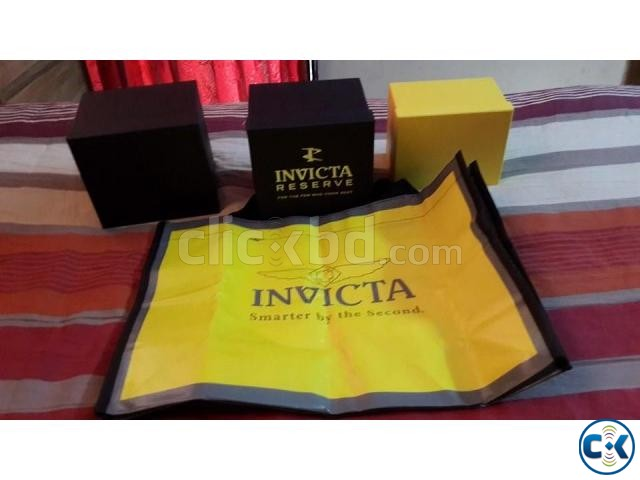 INVICTA WATCH FOR SALE | ClickBD large image 1