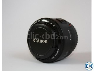 Canon 50mm Prime Lens f1.8 .... Purchased from UK