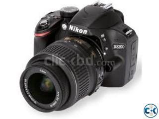 Nikon D3200 18-55 LENSE Best Price For This Weak
