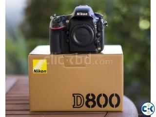 Nikon Digital SLR Camera D800E