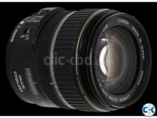 Canon EF-S 17-85mm 1 4-5.6 IS USM