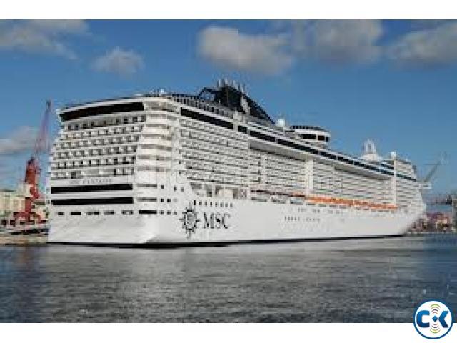 Europe Sea Tour In Cruise Ship  ClickBD