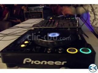 Pioneer Cdj 1000mk3 with djm