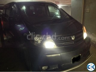 2002 Alphard G Registration 2004