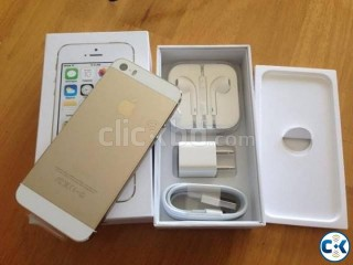 Apple iPhone 5s Gold Brand New Unlocked Sealed
