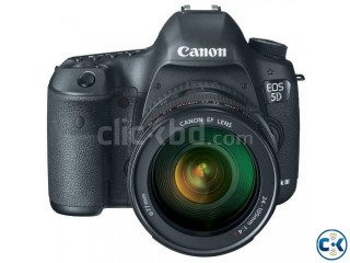 Brand New Fully intact Canon 5D Mark III at Coolest price