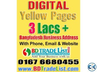 DIGITAL Directory for Sale